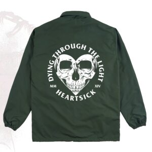 Dying Through The Light Windbreaker